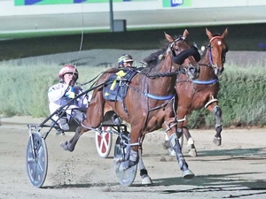 'Puppet' Chris Alford and Miss Graceland come away for an impressive Nevele R Stud Victoria Oaks win at Melton.