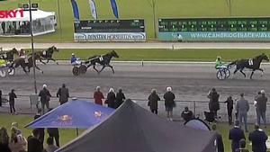 Shez All Rock wins at Harness Jewels.