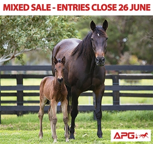 APG is setting a closing date for entries of 5pm on Wednesday, 26 June.